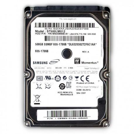 Hard disk drive Samsung 500GB
