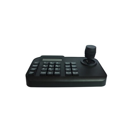 Clavier contrôleur de dômes 3D