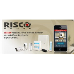 Alarme RISCO (Votre devis sur-mesure)
