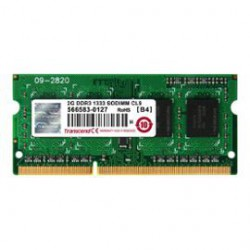 2 Go DDR3 PC10600 - 1333Mhz Transcend