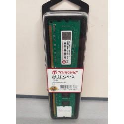 RAM Transcend JM1333KLN-4G  DDR3 4GB