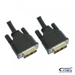 câble DVI -D single link M/M 1m70